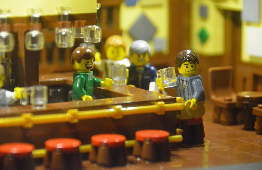 Lego-cheers
