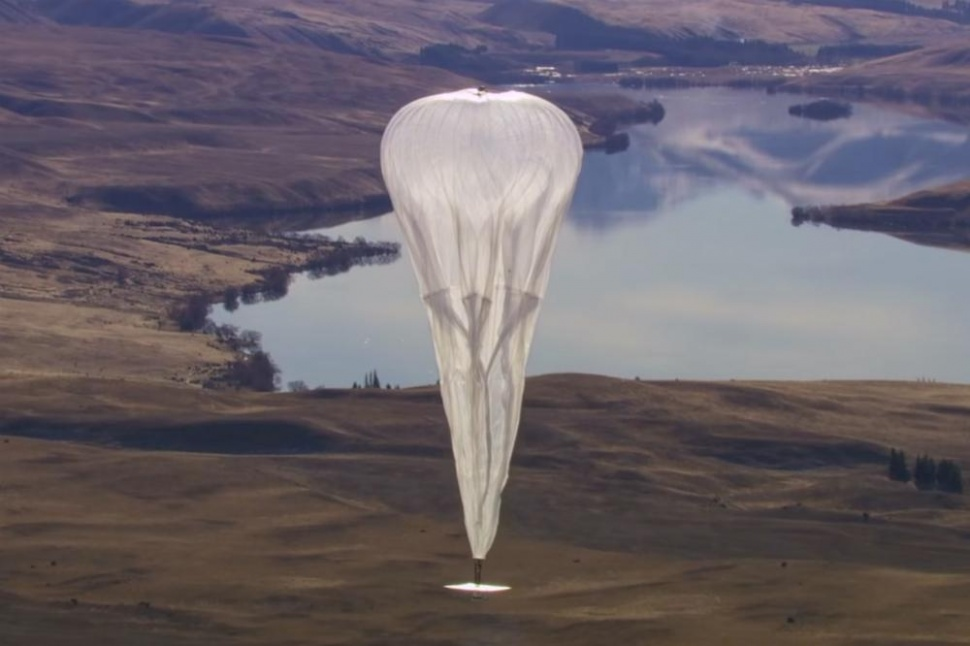 project-loon-balloon
