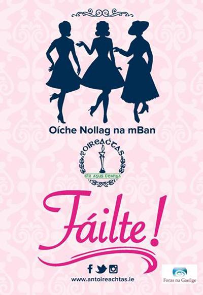Oireachtas_Nollaig-na-mBan