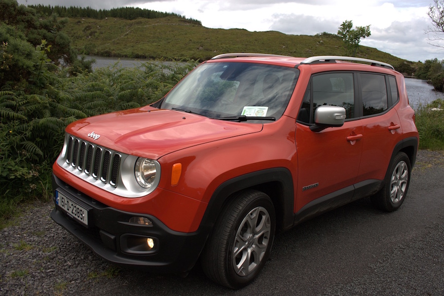 Jeep Renegade copy