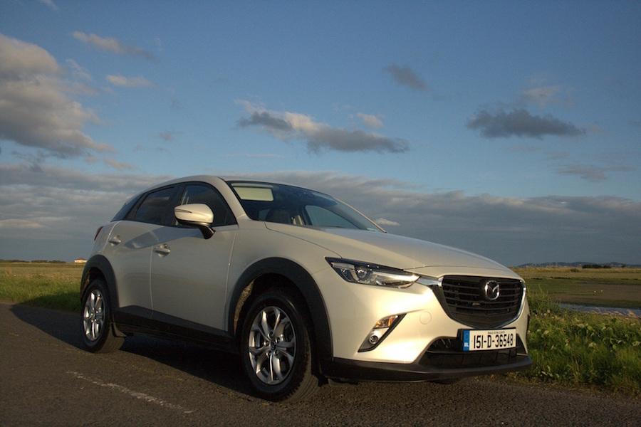 Mazda CX-3 copy