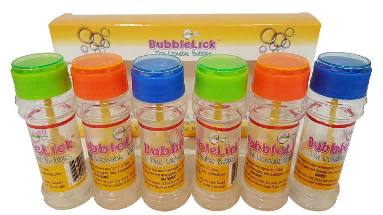 bubblelick