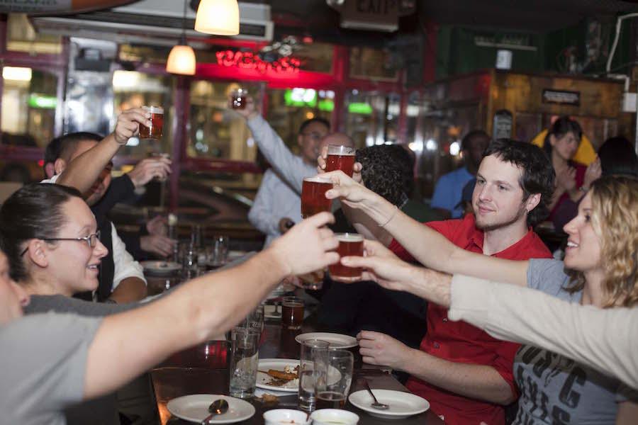 pub party
