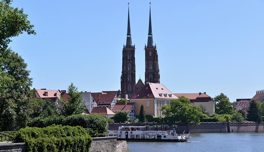 Wroclaw-Ostow-Tumski