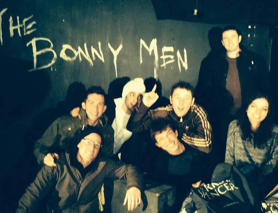 The Bonney Men n