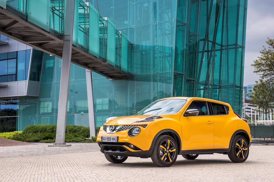 Nissan Juke copy