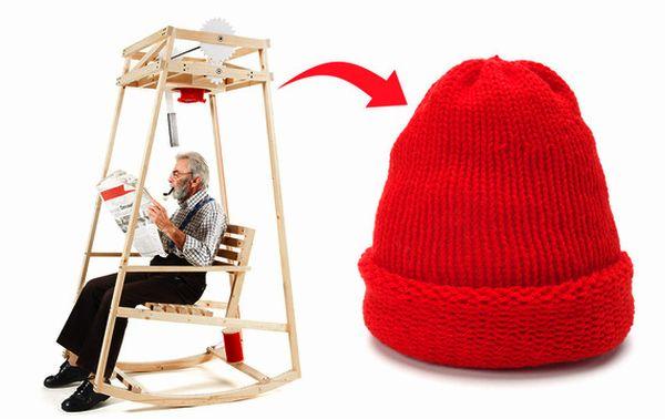 Rocking Knit aris