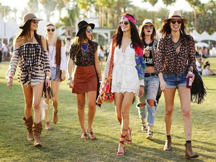 festival chic